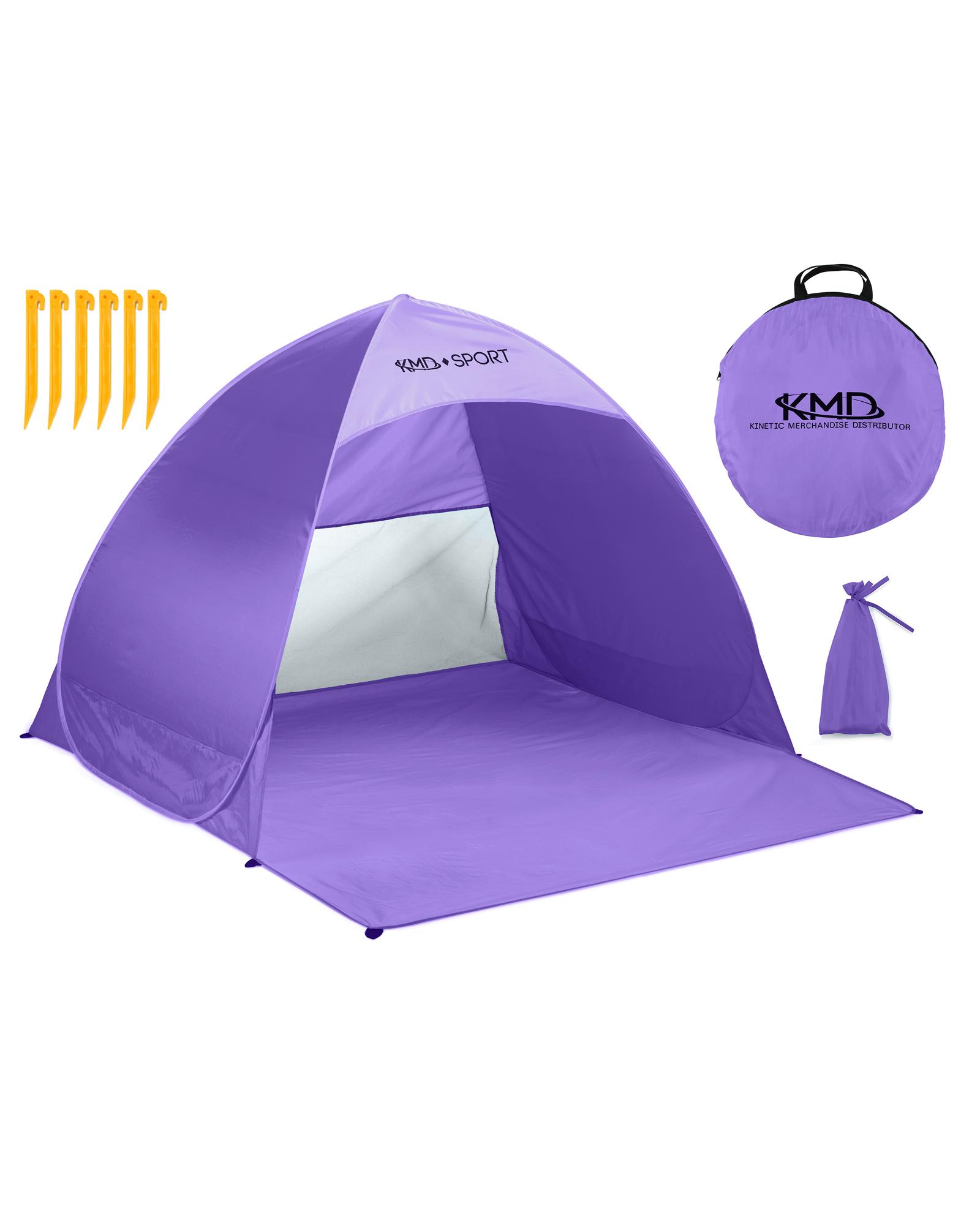 Beach Pop Up Tent u2013 Lightweigh... $35.99  sc 1 st  KMD Direct & Beach Pop Up Tent u2013 Lightweight Portable Cabana for Privacy ...